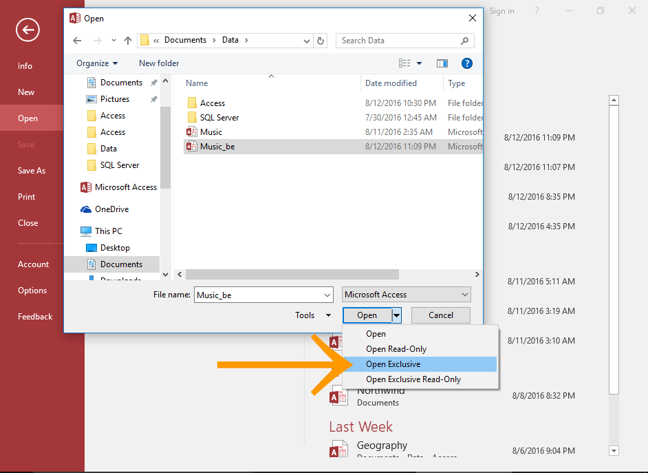 How To Encrypt / Decrypt OR Crack MS Access Database