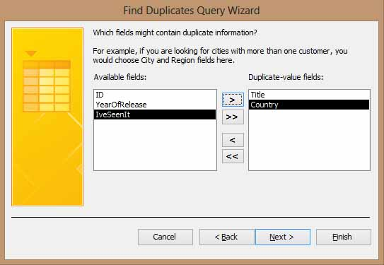 how to find and remove duplicates