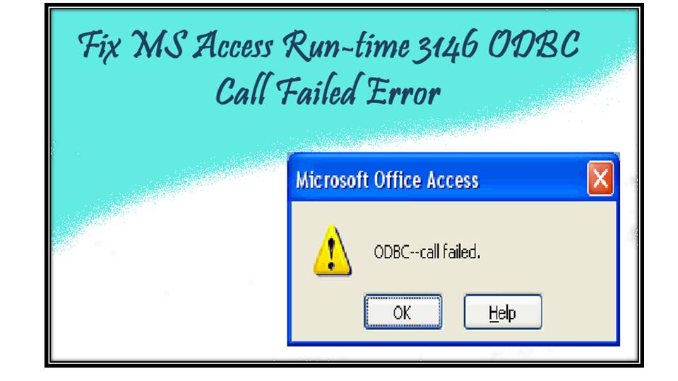 fix access runtime error 3146