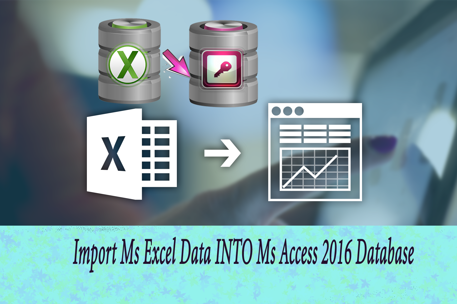 Import MS Excel Data into MS Access