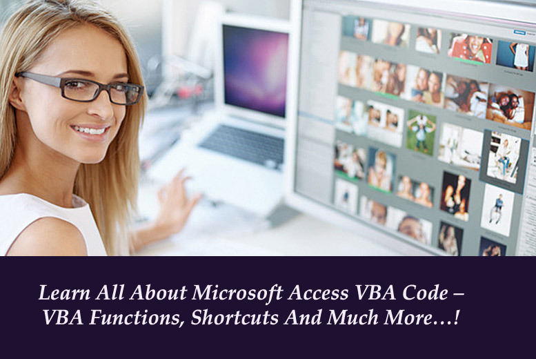 Learn All About Microsoft Access VBA Code – VBA Functions