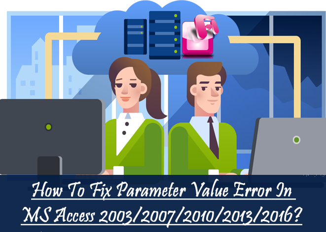 Fix Parameter Value Error In MS Access