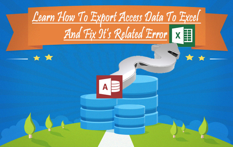 export access data to excel