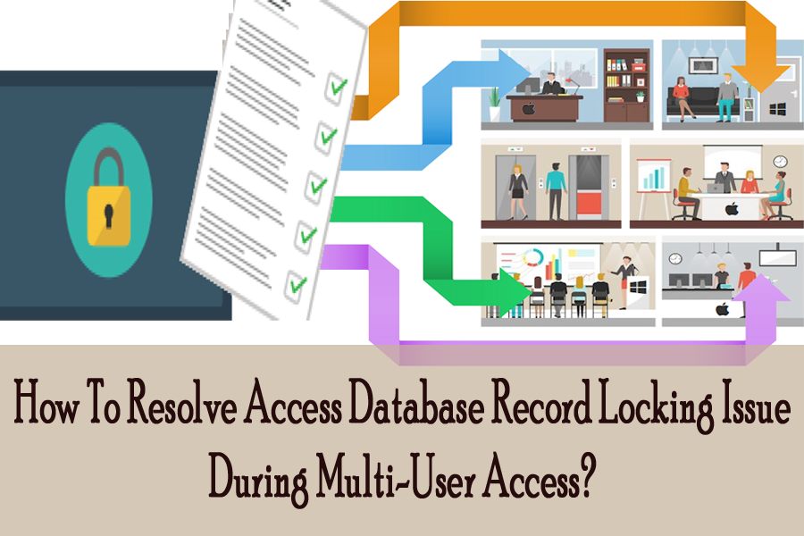 Access Database Record Locking Issue During Multi-User Access