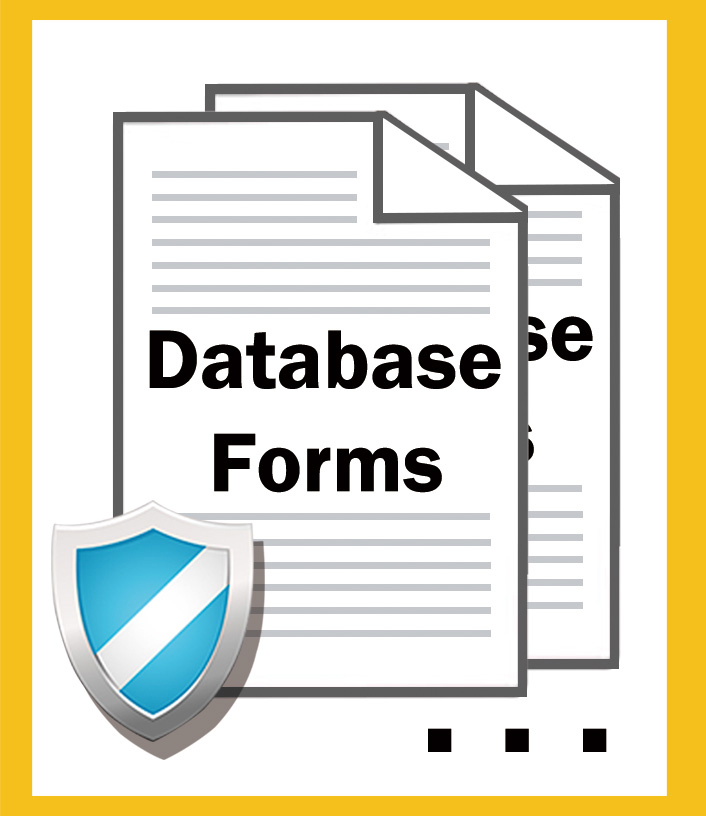 Create Different Type Of Form In Access Database