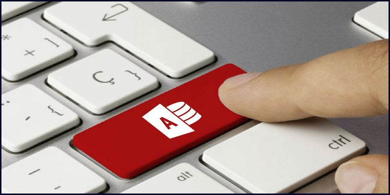 access 2019 database features