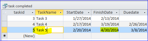 DLookup Query with Date Criteria