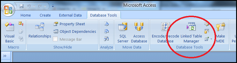 Access Database Best Practices To Build Effective Linked Databases & Tables