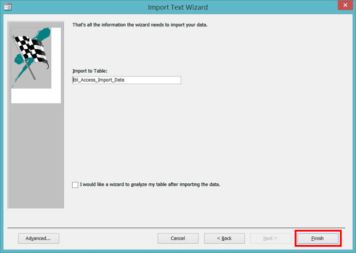 MS Access Import Errors 2