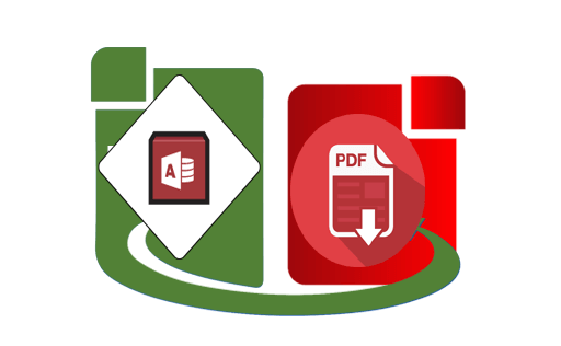 How To convert Access Report To PDF
