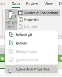 Refresh Data In Access Database 1