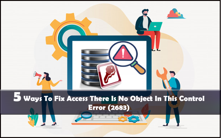 Fix Access There Is No Object In This Control Error