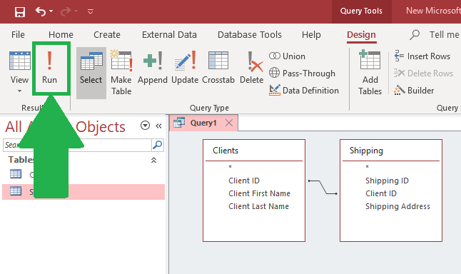 Merge Access Tables Using Inner Join 8